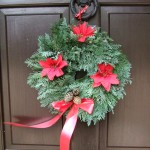 Fir decorated Wreath £13